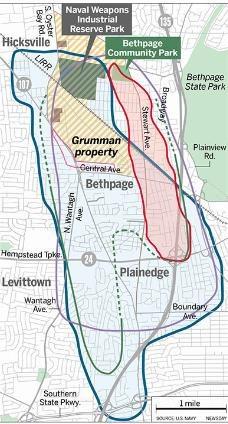 Bethpage Plume